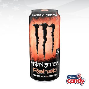 Monster Rehab Peach Tea