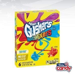 Betty Crocker Fruit Gushers Mouth Mixers Punch Berry