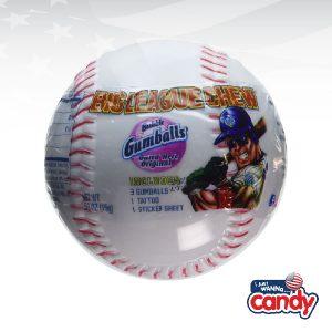Big League Bubble Gum Baseball