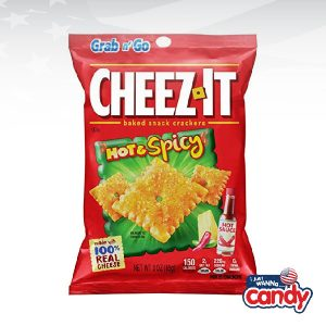 Cheez It Hot & Spicy Big Bag