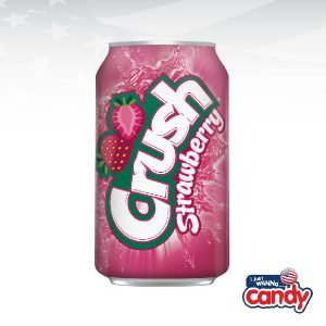 Crush Strawberry Soda