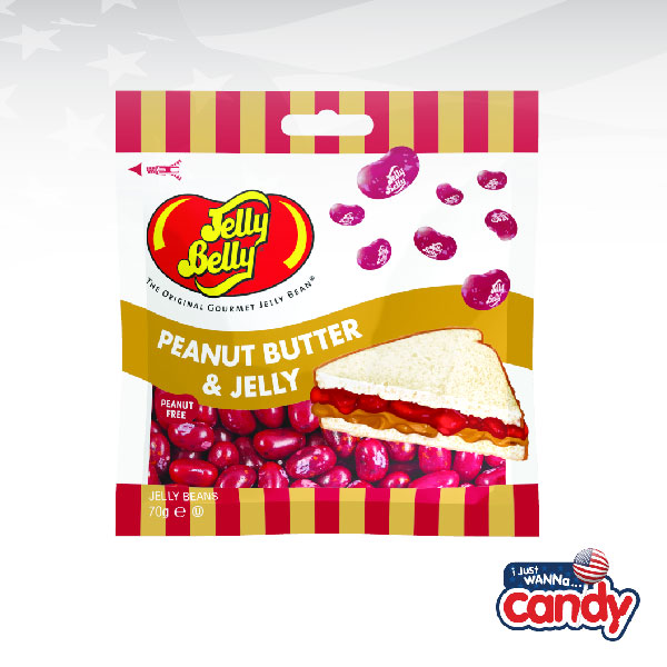 Jelly Belly Peanut Butter & Jelly Jelly Beans