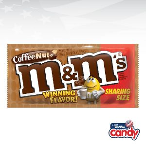 M&Ms Coffeenut Share Size