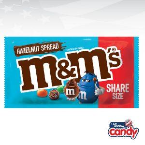 M&Ms Hazelnut Spread Share
