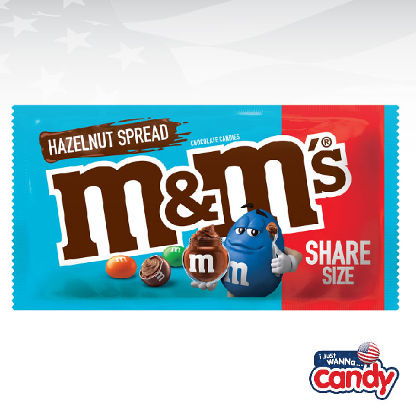 M&Ms Hazelnut Spread Share