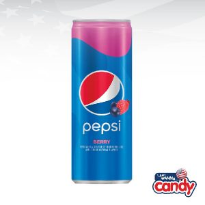 Pepsi Berry Slim Can