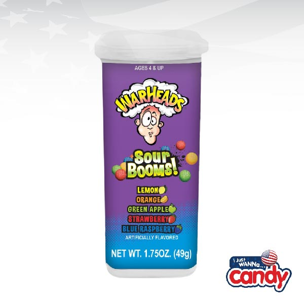 Warheads Sour Booms Minis