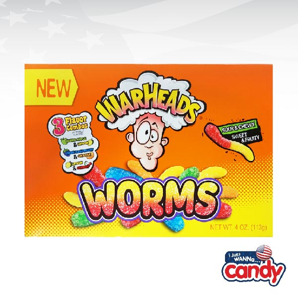 Warheads Worms Theatre Box