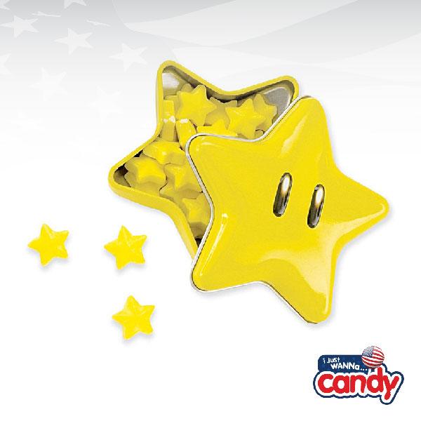 Boston America Nintendo Super Star Sour Candy