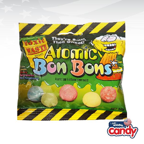Toxic Waste Sour Bon Bons
