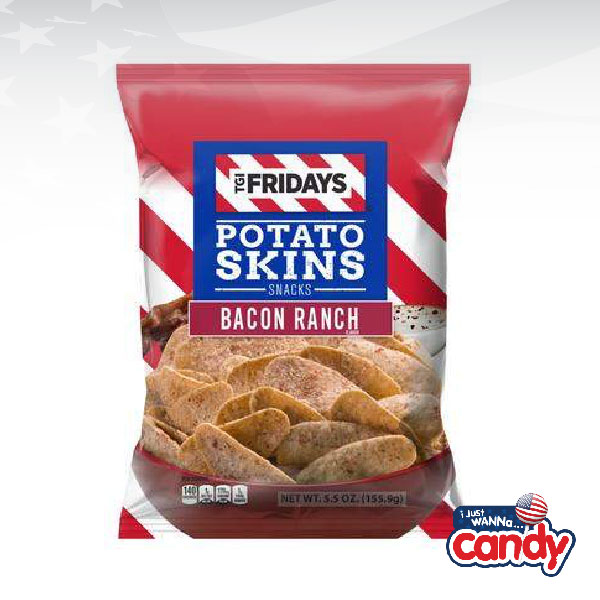 TGI Fridays Bacon Ranch Potato Skins