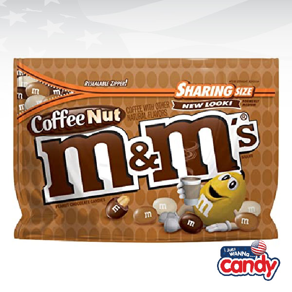M&Ms Coffee Nut Sharing Pouch