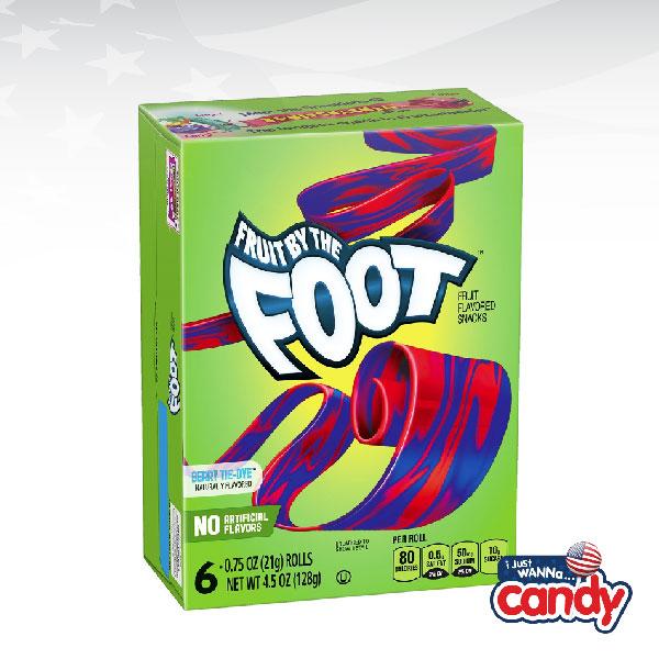 Betty Crocker Fruit By The Foot Tie Die