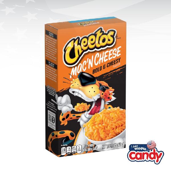 Cheetos Bold & Cheesy Mac n Cheese Box