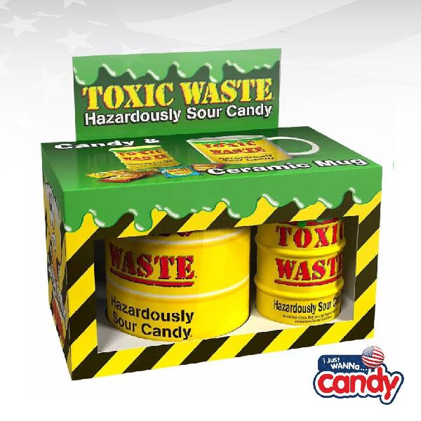 Toxic Waste Mug Gift Pack