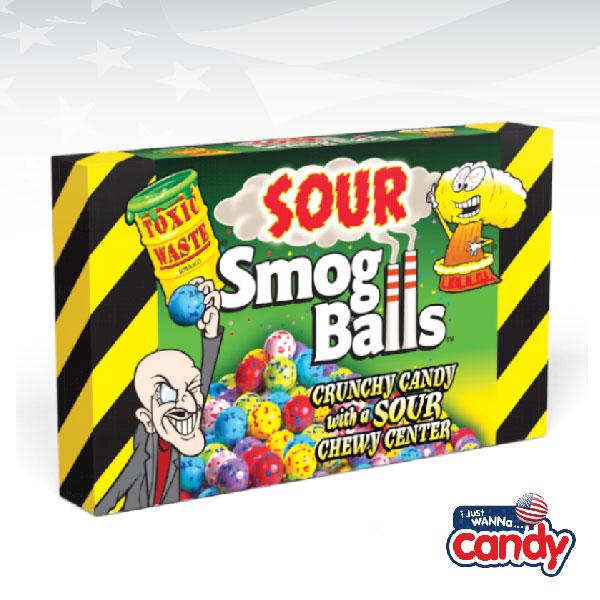 Toxic Waste Smog Balls Theatre Box